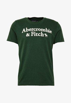 HOLIDAY APPLIQUE  - T-shirt print - green