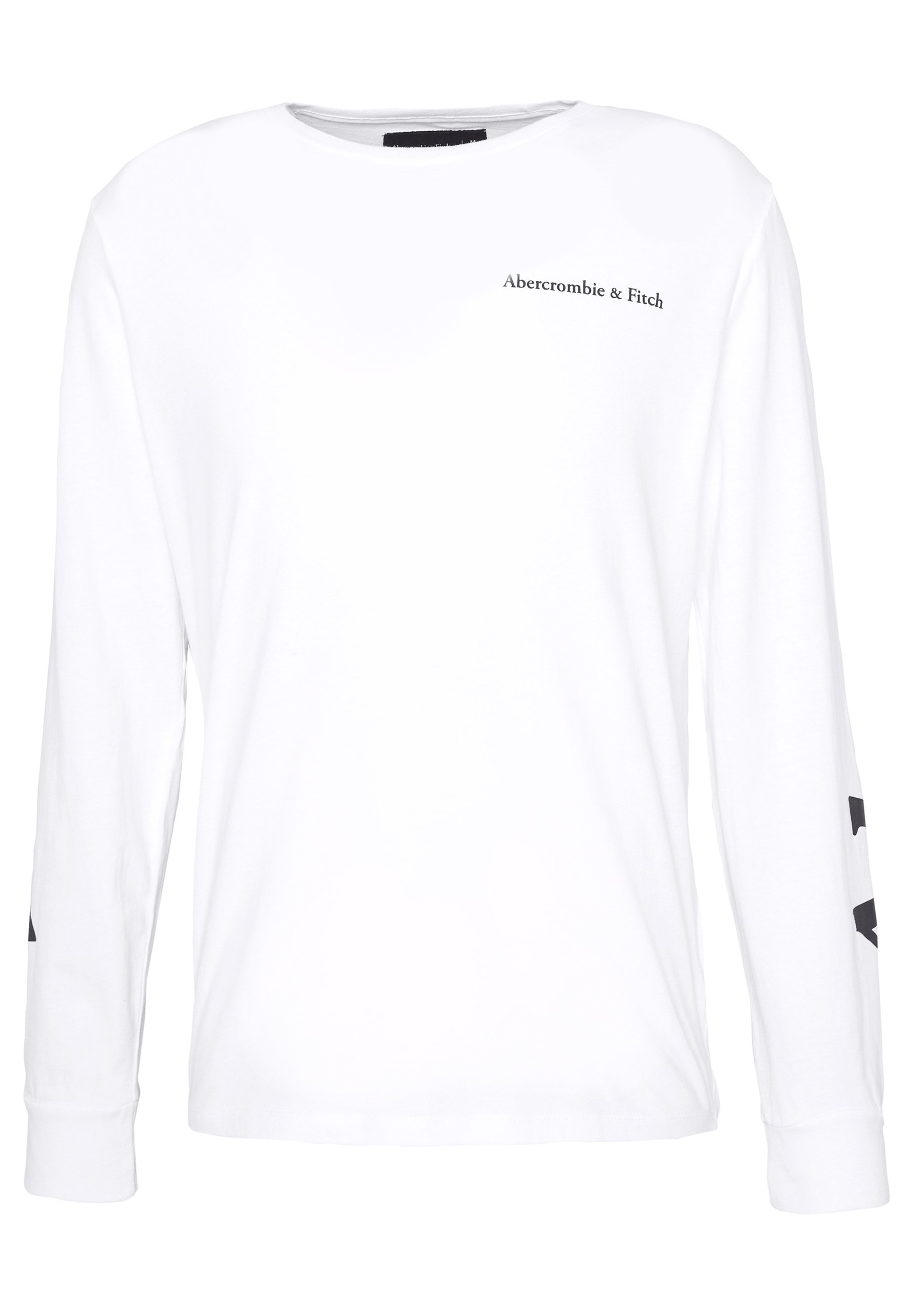Abercrombie & Fitch Core - Longsleeve White