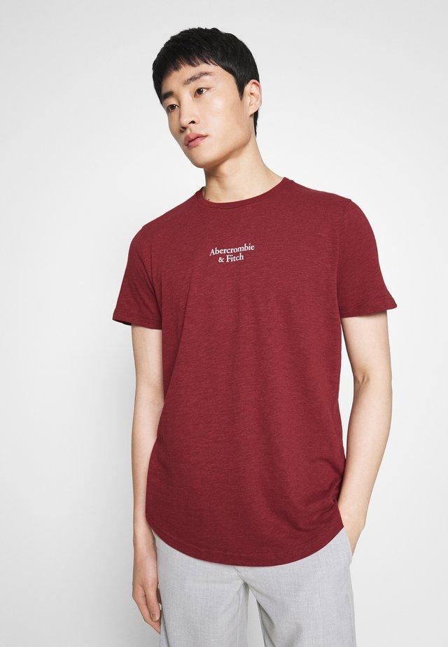 TEE TABLE NOVELTY  - Print T-shirt - pink