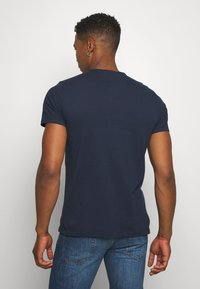 Abercrombie & Fitch - ICON - Basic T-shirt - navy - 2