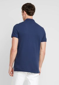 Abercrombie & Fitch - EXPLODED - Polo shirt - navy - 2