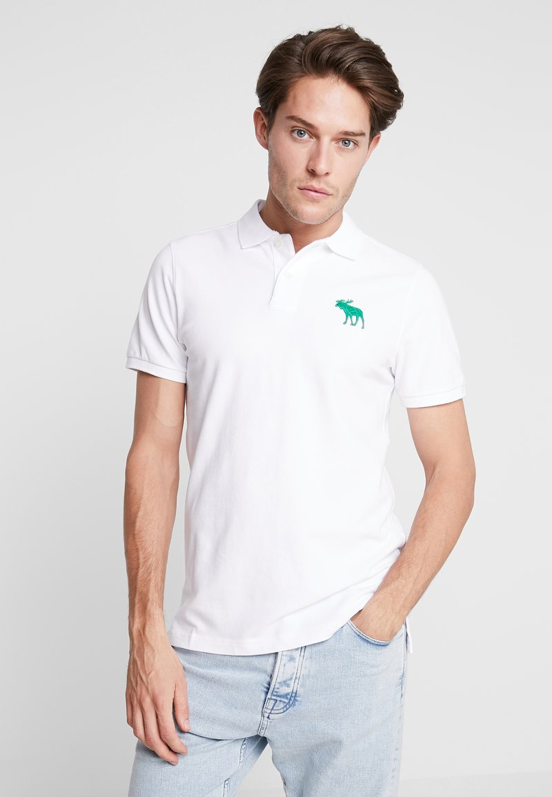 Abercrombie & Fitch - Polo - white
