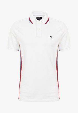 MODERN - Poloskjorter - white