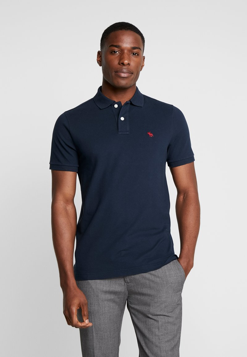 Abercrombie & Fitch - Polo shirt - navy