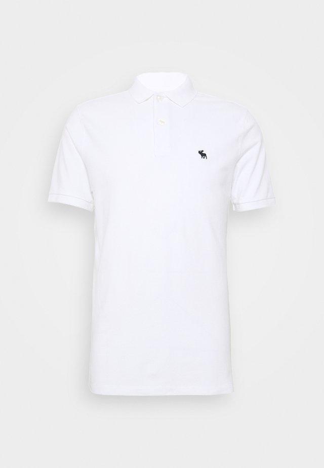 SPRING NEUTRAL CORE  - Poloshirt - white