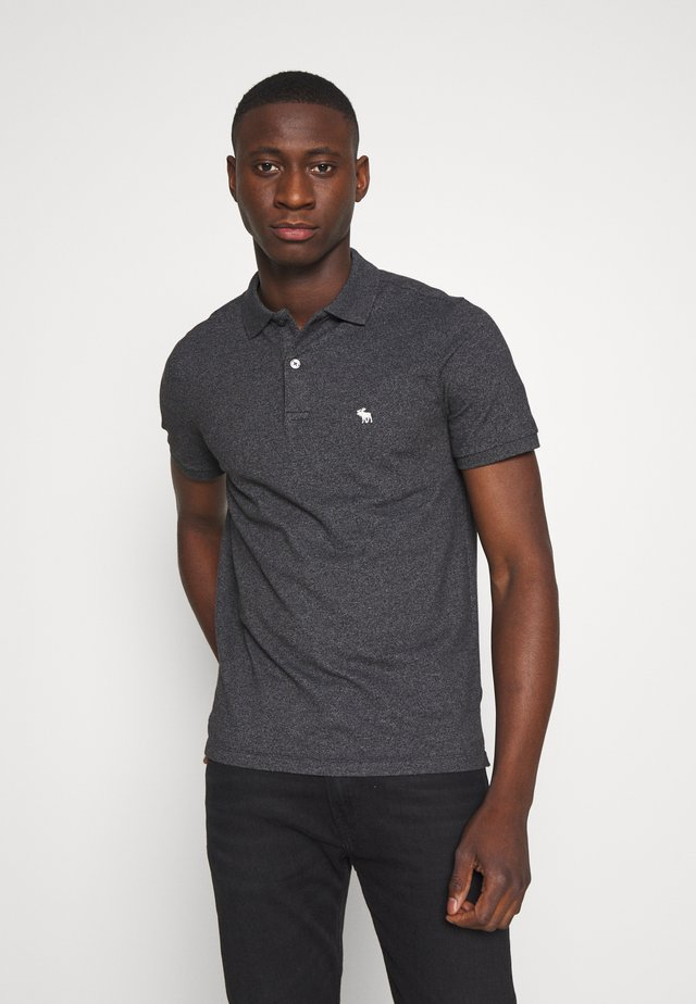 SPRING NEUTRAL CORE  - Koszulka polo - black