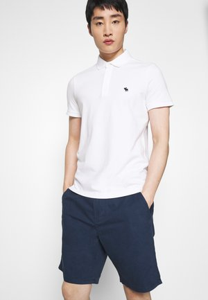 SUPER SLIM  - Polo shirt - white