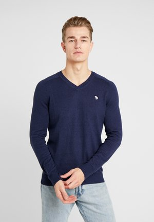 CORE ICON - Pullover - navy