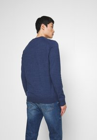 Abercrombie & Fitch - CORE ICON - Pullover - blue - 2