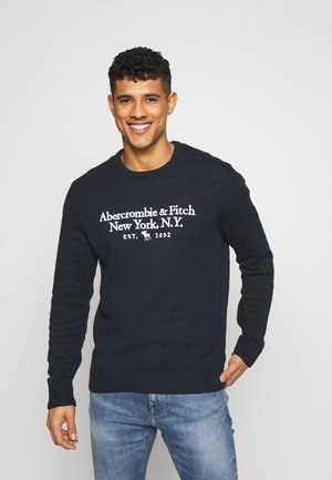 ELEVATED - Jumper - washed navy