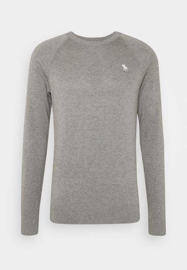 CORE ICON CREW - Jumper - grey