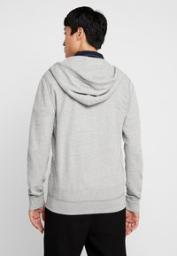Abercrombie & Fitch - ICON - Hoodie met rits - light grey - 2
