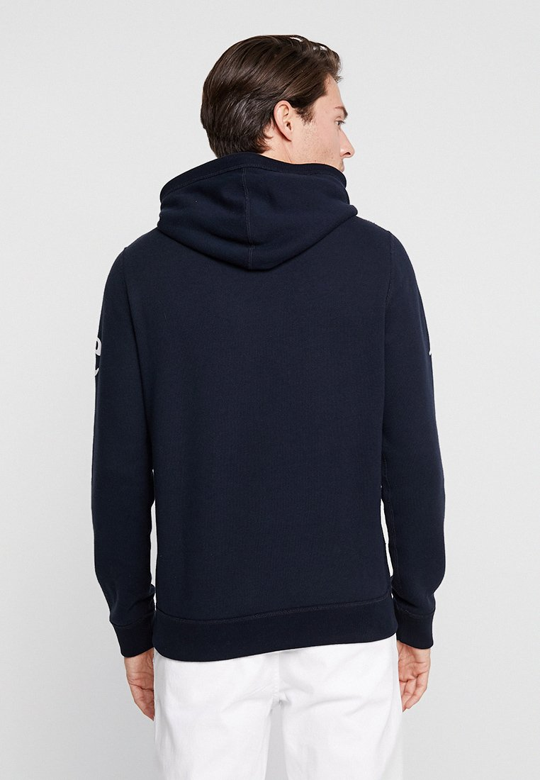 Exploded Abercrombieamp; PopoverSweat Capuche Logo Navy Fitch À 0vm8OnNw