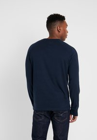 Abercrombie & Fitch - ICON CREW - Long sleeved top - navy - 2