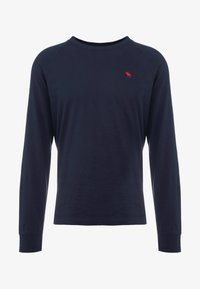 Abercrombie & Fitch - ICON CREW - Long sleeved top - navy - 3