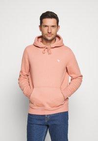 Abercrombie & Fitch - ICON POPOVER - Huppari - pink - 0