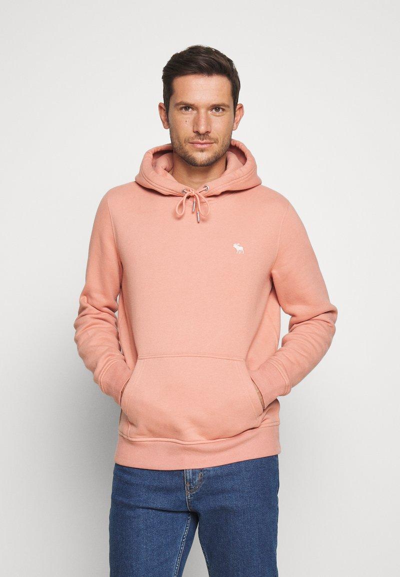 Abercrombie & Fitch - ICON POPOVER - Huppari - pink