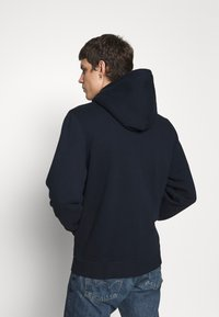 Abercrombie & Fitch - ICON FULLZIP  - Zip-up hoodie - navy - 2