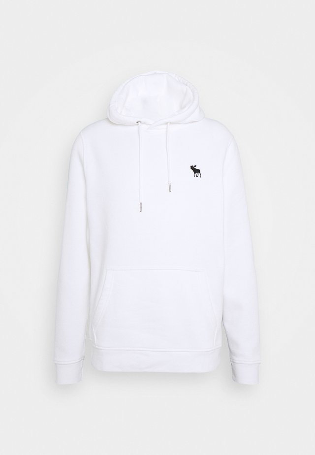 EXPLODED ICON POPOVER - Hoodie - white