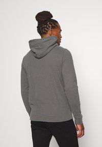 Abercrombie & Fitch - ICON HOOD - Jersey con capucha - grey - 2