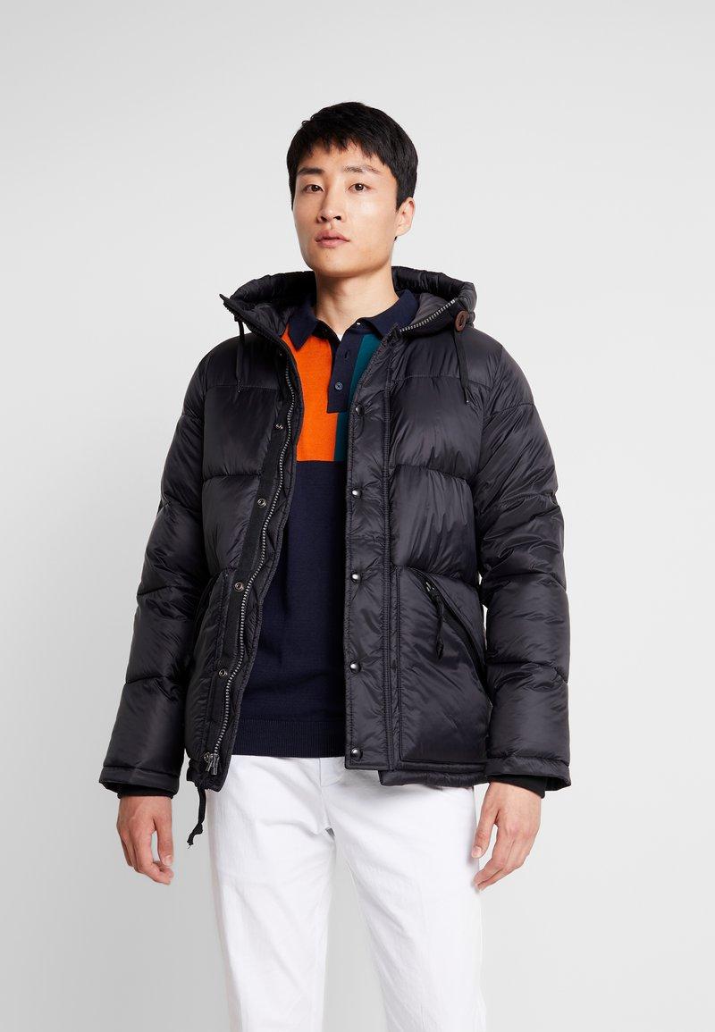 Abercrombie & Fitch - ULTRA  - Winter jacket - black
