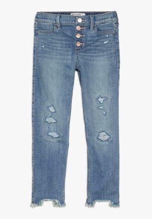 ANKLE  - Skinny džíny - blue denim