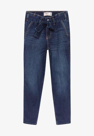 MOM  - Jeans baggy - dark wash