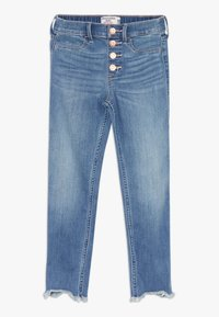 Abercrombie & Fitch - ANKLE - Jeans Skinny Fit - medium clean wash - 0