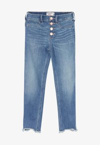 Abercrombie & Fitch - ANKLE - Jeans Skinny Fit - medium clean wash - 3