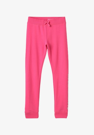 CORE FLEG - Træningsbukser - pink/fandango