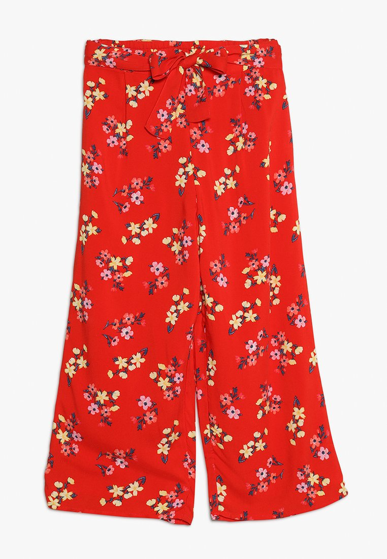 Abercrombie & Fitch - PANT - Pantalones - red