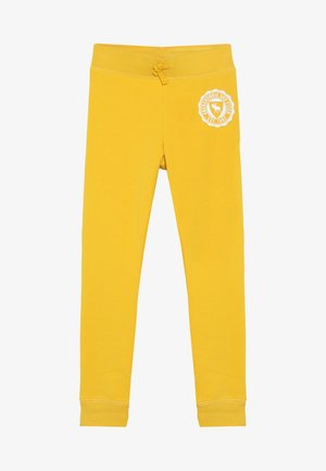 SECONDARY FLEGGING - Jogginghose - yellow