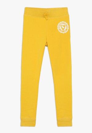 SECONDARY FLEGGING - Teplákové kalhoty - yellow