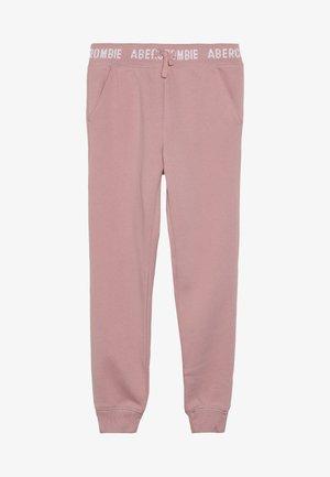 LOGO  - Pantalon de survêtement - pink