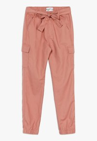 Abercrombie & Fitch - UTILITY  - Trousers - rust - 0