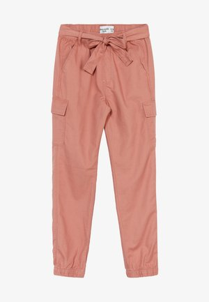 UTILITY  - Trousers - rust