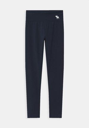 NOVELTY  - Leggings - Trousers - navy