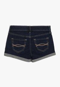 Abercrombie & Fitch - CORE - Denim shorts - rinse - 1