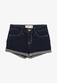 Abercrombie & Fitch - CORE - Denim shorts - rinse - 3