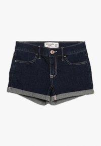 Abercrombie & Fitch - CORE - Denim shorts - rinse - 0