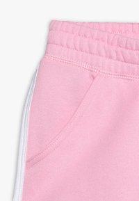 Abercrombie & Fitch - YOUNG CORE CURVED  - Teplákové kalhoty - pink - 2