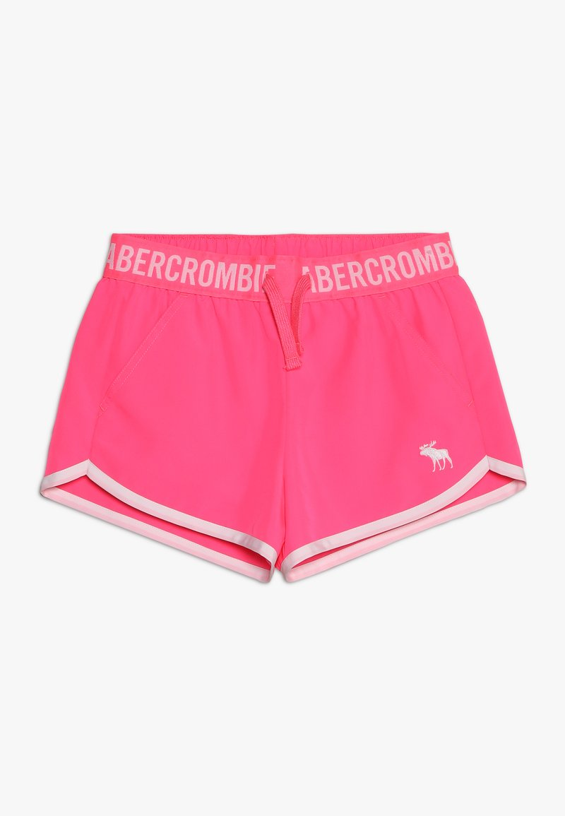Abercrombie & Fitch - Shorts - neon pink