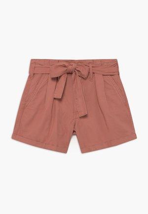 MINI - Jeansshort - brown
