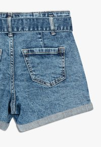 Abercrombie & Fitch - MINI MOM - Jeans Shorts - acid wash - 4