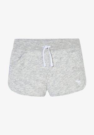 VINTAGE CORE CURVED HEM  - Shortsit - light grey