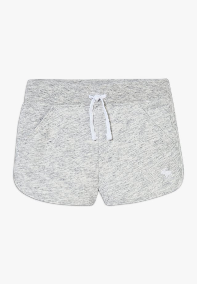 VINTAGE CORE CURVED HEM  - Shorts - light grey