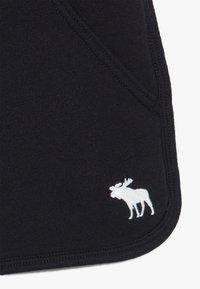 Abercrombie & Fitch - HEM  - Shorts - black - 3