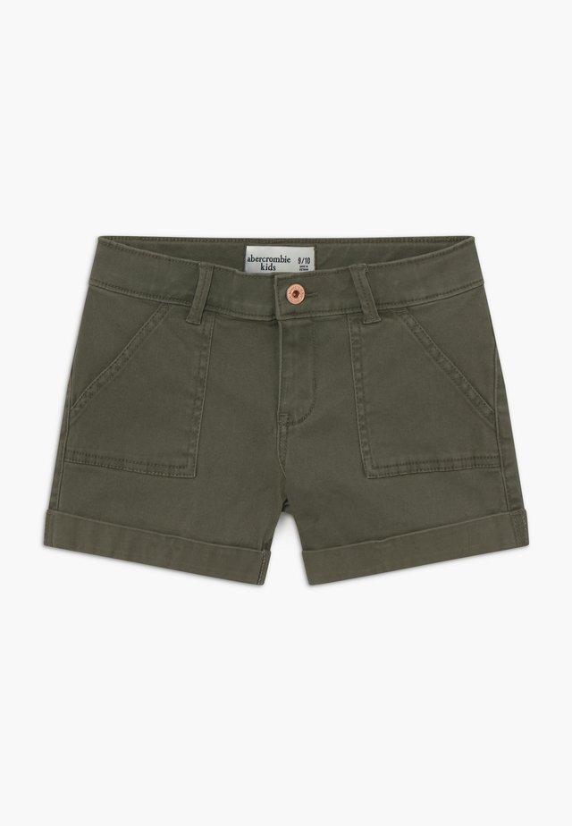 MIDI - Shorts - olive