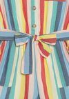 Abercrombie & Fitch - BARE BUTTON THRU ROMPER - Jumpsuit - rainbow