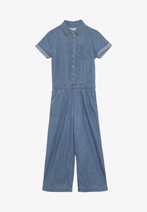 BOILERSUIT  - Jumpsuit - blue denim
